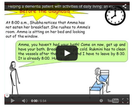 Helping With Activities Of Daily Living Dementia Care Notes