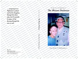 cover of  Alzheimer's: The Mission Continues