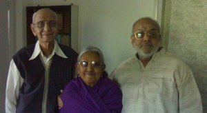 ramana rajgopaul and family