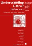 difficult behaviour book